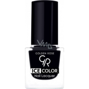 Golden Rose Ice Color Nail Lacquer nail polish mini 162 6 ml