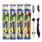 Abella Delfi medium toothbrush for children FA611