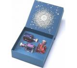 Erbario Toscano Tuscany Gifts diffuser 100 ml + Grape wood diffuser 100 ml + Vanilla and spice diffuser 100 ml, gift set