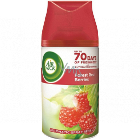 Air Wick FreshMatic Forest Red Berries - The smell of wild berries automatic freshener refill 250 ml