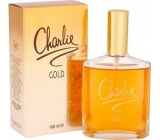 Revlon Charlie Gold eau de toilette for women 100 ml