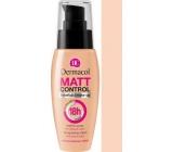 Dermacol Matt Control 18h Makeup 1 Pale 30 ml