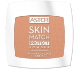 Astor Skin Match Powder pudr 300 Beige 7 g