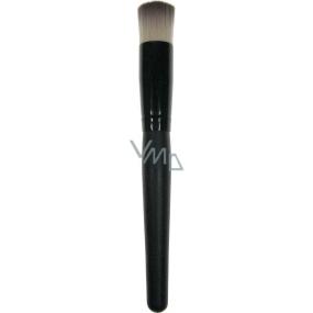 Cosmetic make-up brush straight 17.5 cm 30450