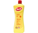 Real Creme Gel Kitchen cream gel for induction, ceramic hob and other sensitive surfaces 650 g