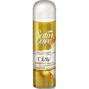 363963dd2 Gillette Satin Care With a Touch of Olay Sensitiv gel na holení pro ženy  200 ml