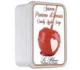 Le Blanc Sladké jablko - Pomme D Amour přírodní mýdlo tuhé v krabičce 100 g