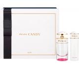 Prada Candy Kiss perfumed water for women 50 ml + body lotion 75 ml, gift set