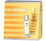 La Rive for Woman EdP 90 ml Women's scent water + 150 ml deodorant spray, gift set