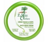 Le Petit Olivier Olive Oil Ultra nourishing skin and body cream 125 ml