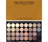 Makeup Revolution Ultra Eyeshadows Flawless Matte 32 gauge palette 16 g