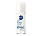 Nivea Deo Beauty Elixir Deomilk Fresh ball antiperspirant deodorant roll-on 40 ml