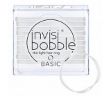 Invisibobble Sprunchie Crystal Clear Ultra Thin Hair Straps Transparent 10 Pieces