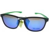 Nac New Age Green Side Sunglasses Z211P