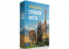 Albi All Animals of the World board game recommended age 8+