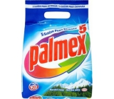 Palmex 5 Mountain scent washing powder 20 doses 1.4 kg