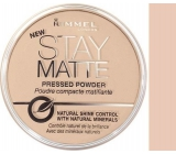 Rimmel London Stay Matte Powder 005 Silky Beige 14 g