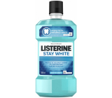Listerine Stay White Arctic Mint mouthwash for white teeth 500 ml