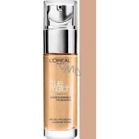 Loreal Paris True Match Super-Blendable Foundation make-up 4.N Beige 30 ml