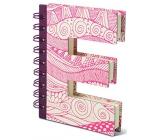 If Alphabooks Note Books Notebook E 91 x 14 x 124 mm