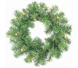 Wreath with 10 LED lighting, 40 cm