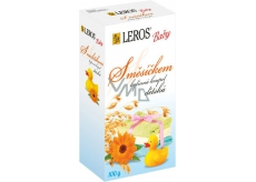 Leros Baby Baby herbal bath with 5 x 20 g