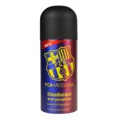 FC Barcelona men's antiperspirant spray 150 ml exp.10 / 2016