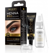Reverse BIO Henna eyelash and eyebrow color Black 15 ml + 15 ml