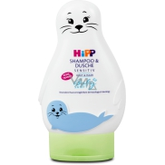 HiPP Babysanft Shampoo Hair + Body Sea Lion 200ml 3429