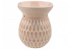 Aromalampa ceramic old pink 12 cm