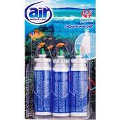 Air Menline Aqua World Happy Air freshener refill 3 x 15 ml spray