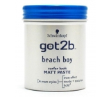 Got2b Beach boy Paste matting paste for men 100 ml
