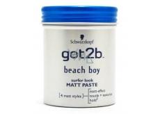 Got2b Beach boy Paste matting paste for men 100 ml