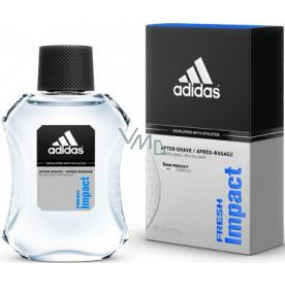 Adidas Fresh Impact After Shave 100 ml