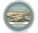 YANKEE VOSK fragrant Scenterpiece Misty Mountains 3952