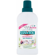 Sanytol Aloe Vera and cotton flowers disinfection for white and colored linen 500 ml