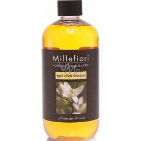 Millefiori Natural Diffuser filling 250ml Legni e Fiori 6496