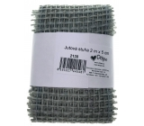 Ditipo Jute ribbon gray 2 mx 5 cm