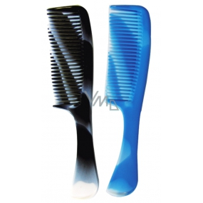 Abella Comb with handle 20.5 cm various colors 1 piece 347M