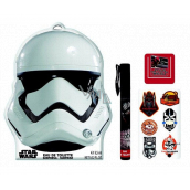 Disney Star Wars Air Star Wars eau de toilette for children 9.5 ml + stickers + bookmark, surprise bag
