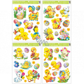 Room Decor Window foil Easter chicks 30 x 42 cm