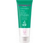 Dermacol Cannabis detoxifying clay mask 100 ml