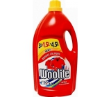 Woolite Extra Color liquid detergent for colored laundry 4,5 l