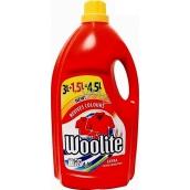 Woolite Extra Color liquid laundry detergent 4.5 l