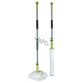 Spokar Green Line Twist rotating mop set for easy squeezing