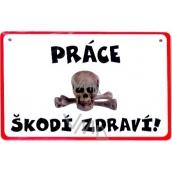 Nekupto Humor po Česku humorná cedulka 004 15 x 10 cm 1 kus