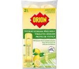 Orion Totální ochrana před moly Citrón 2 kusy