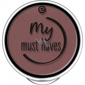 Essence My Must Haves Eyeshadow oční stíny 07 Mauvie-time! 1,7 g