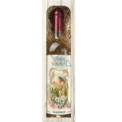 Bohemia Gifts & Cosmetics Chardonnay white Happy Easter gift wine 750 ml