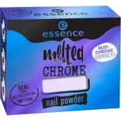 Essence Nail Melted Chrome 01